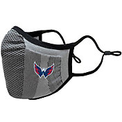 Levelwear Adult Washington Capitals Vintage Guard 3 Gray Face Mask