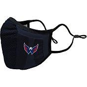 Levelwear Adult Washington Capitals Guard 3 Navy Face Mask