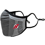 Levelwear Adult New Jersey Devils Guard 3 Gray Face Mask