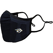 Levelwear Adult Nashville Predators Guard 3 Navy Face Mask