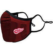 Levelwear Adult Detroit Red Wings Vintage Guard 3 Red Face Mask