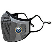 Levelwear Adult Buffalo Sabres Guard 3 Gray Face Mask