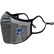 Levelwear Youth St. Louis Blues Guard 3 Gray Face Mask