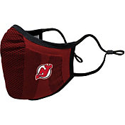 Levelwear Youth New Jersey Devils Guard 3 Red Face Mask