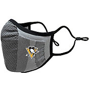 Levelwear Youth Pittsburgh Penguins Guard 3 Gray Face Mask