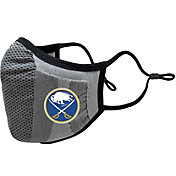 Levelwear Youth Buffalo Sabres Guard 3 Gray Face Mask