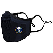 Levelwear Youth Buffalo Sabres Guard 3 Navy Face Mask