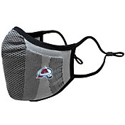 Levelwear Youth Colorado Avalanche Guard 3 Gray Face Mask