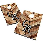 Victory Tailgate Colorado Rockies 2' x 3' MDF Cornhole Boards
