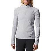 Mountain Hardwear Women's Mountain Stretch 1/2 Zip Jacket