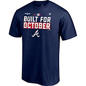 MLB Youth Atlanta Braves 2021 Postseason Locker Room 'Built For October' T-Shirt