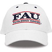 The Game Men's Florida Atlantic Owls White Nickname Adjustable Hat