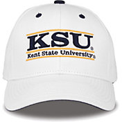 The Game Men's Kent State Golden Flashes White Bar Adjustable Hat