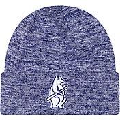 New Era Men's Chicago Cubs Blue Layer Knit Hat