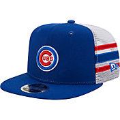 New Era Men's Chicago Cubs 9Fifty Blue Stripe Adjustable Hat