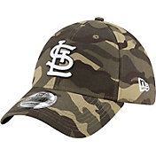 New Era Men's St. Louis Cardinals Camo Armed Forces 39Thirty Fitted Hat