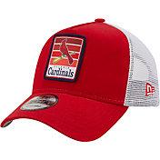 New Era Men's St. Louis Cardinals 9Twenty Red Gradient Adjustable Hat