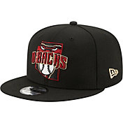New Era Men's Arizona Diamondbacks 9Fifty Black Local Adjustable Hat