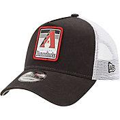 New Era Men's Arizona Diamondbacks 9Twenty Black Gradient Adjustable Hat