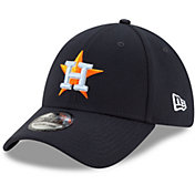 New Era Men's Houston Astros Navy 2021 Father's Day 39Thirty Fitted Hat
