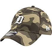 New Era Men's Detroit Tigers Camo Armed Forces 39Thirty Fitted Hat