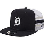 New Era Men's Detroit Tigers 9Fifty Navy Stripe Adjustable Hat