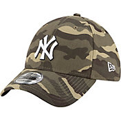 New Era Men's New York Yankees Camo Armed Forces 39Thirty Fitted Hat