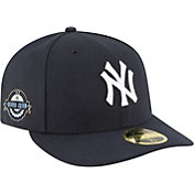 New Era Men's New York Yankees Derek Jeter 2020 Hall of Fame 59Fifty Low Profile Fitted Hat