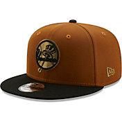 New Era Men's New York Yankees Tan Color Pack 9Fifty Adjustable Snapback Hat