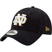 New Era Men's Notre Dame Fighting Irish Navy 9Twenty Core Adjustable Hat