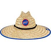 New Era Buffalo Bills 2021 Training Camp Sideline Straw Hat