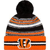 New Era Men's Cincinnati Bengals Sideline Sport Knit