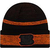 New Era Men's Cincinnati Bengals Sideline Tech Knit