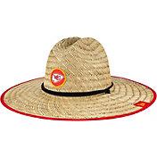 New Era Kansas City Chiefs 2021 Training Camp Sideline Straw Hat