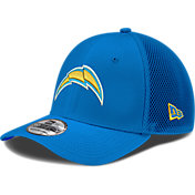 New Era Men's Los Angeles Chargers Neo Flex Blue Stretch Fit Hat