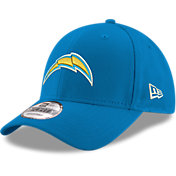 New Era Men's Los Angeles Chargers Blue League 9Forty Adjustable Hat