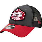 New Era Men's Arizona Cardinals 2021 NFL Draft 9Forty Graphite Adjustable Hat