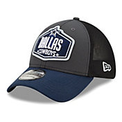 New Era Men's Dallas Cowboys 2021 NFL Draft 9Forty Graphite Adjustable Hat
