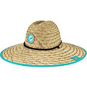 New Era Miami Dolphins 2021 Training Camp Sideline Straw Hat