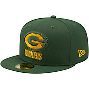 New Era Men's Green Bay Packers Scored 59Fifty Green Fitted Hat