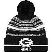New Era Men's Green Bay Packers Sideline Sport Knit