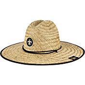 New Era New Orleans Saints 2021 Training Camp Sideline Straw Hat