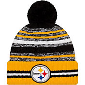 New Era Men's Pittsburgh Steelers Sideline Sport Knit