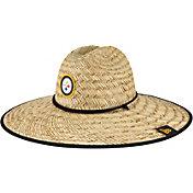 New Era Pittsburgh Steelers 2021 Training Camp Sideline Straw Hat