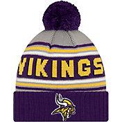 '47 Men's Minnesota Vikings Purple Cuffed Cheer Knit Beanie