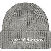 New Era Men's Washington Football Team Core Classic Grey Knit