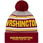 '47 Men's Washington Football Team Red Cuffed Cheer Knit Beanie