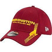 New Era Men's Washington Football Team Red Sideline 2021 Home 39Thirty Stretch Fit Hat