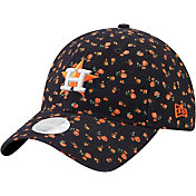 New Era Women's Houston Astros Navy 9Twenty Floral Adjustable Hat