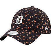 New Era Women's Detroit Tigers Navy 9Twenty Floral Adjustable Hat